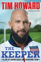 The Keeper Hardcover  by Tim Howard