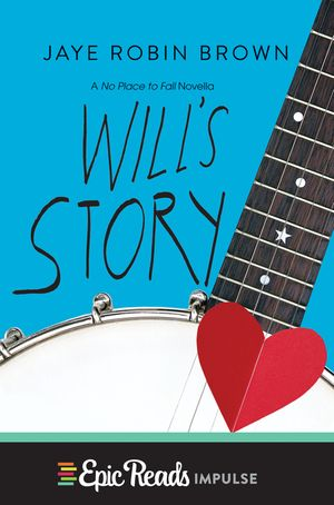 Will's Story book image