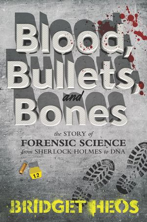 Blood, Bullets, and Bones book image