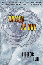 United as One Hardcover  by Pittacus Lore