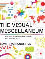 The Visual Miscellaneum eBook  by David McCandless