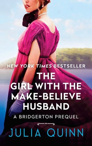 The Girl With The Make-Believe Husband book image