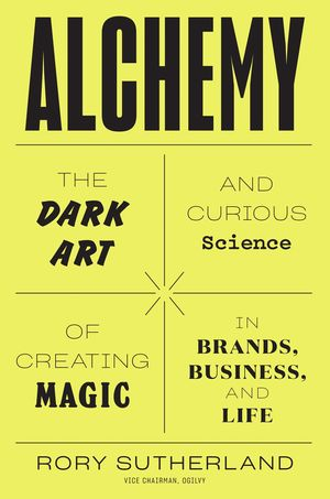 Alchemy book image