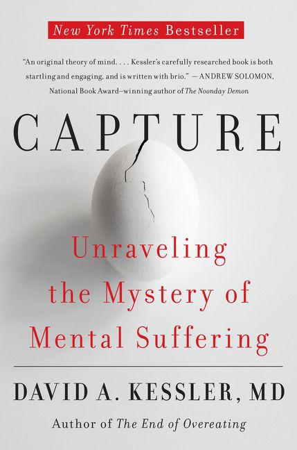 Book cover image: Capture: Unraveling the Mystery of Mental Suffering | New York Times Bestseller