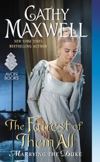 The Fairest of Them All Paperback  by Cathy Maxwell