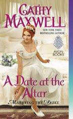 A Date at the Altar Paperback  by Cathy Maxwell