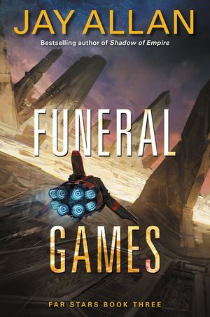 Funeral Games book image