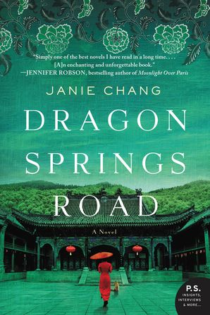 Dragon Springs Road - Janie Chang