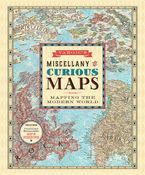 Vargic's Miscellany of Curious Maps Hardcover  by Martin Vargic