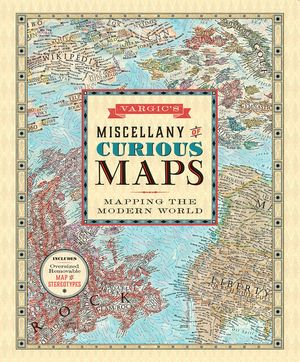 Vargic's Miscellany of Curious Maps book image