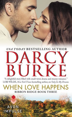 When Love Happens book image