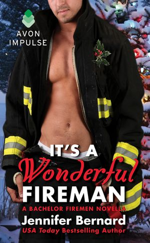 It's a Wonderful Fireman book image