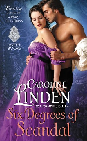Six Degrees of Scandal book image