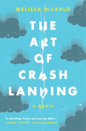 Image result for are of crash landing book cover