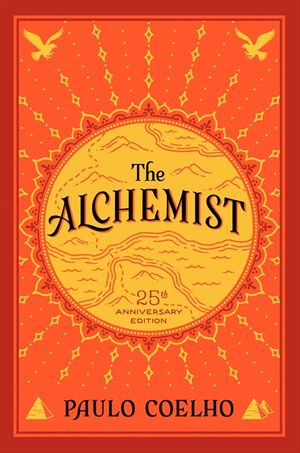 The Alchemist book image