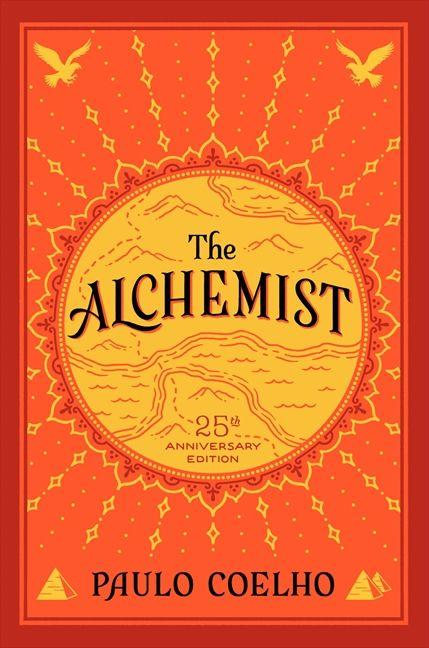 the alchemist paulo coelho hardcover