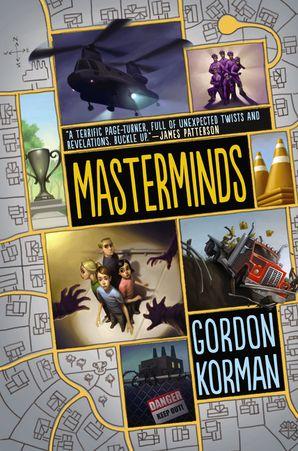 MASTERMINDS (INTERNATIONAL EDITION)
