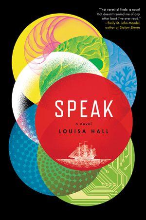 Speak book image