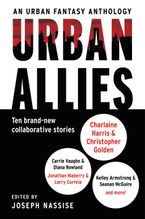 Urban Allies Paperback  by Joseph Nassise