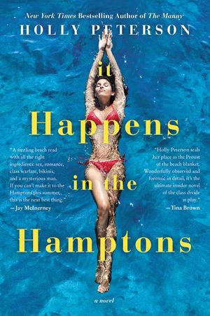 It Happens in the Hamptons book image