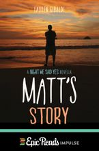 Matt's Story eBook  by Lauren Gibaldi