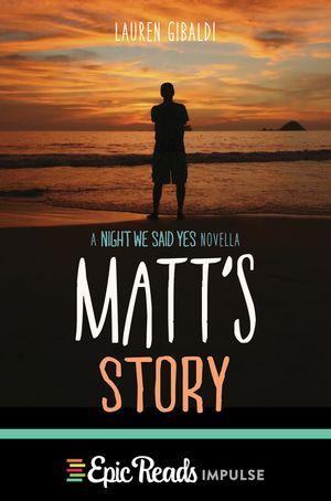 Matt's Story book image