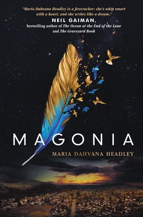 Cover image - Magonia