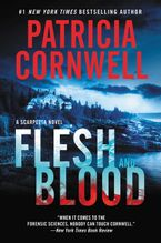 Flesh and Blood Paperback  by Patricia Cornwell