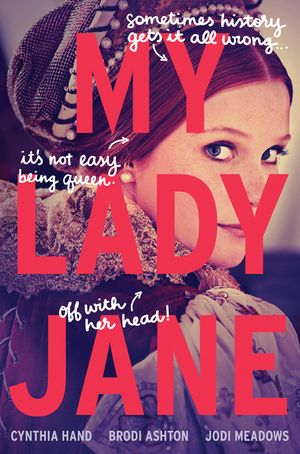 My Lady Jane book image