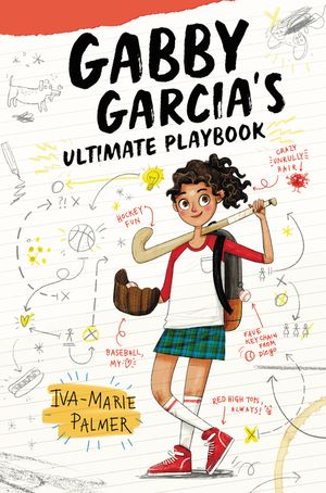 Gabby Garcia's Ultimate Playbook book image