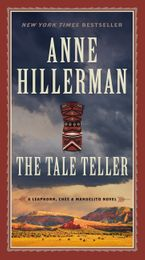 The Tale Teller Paperback  by Anne Hillerman