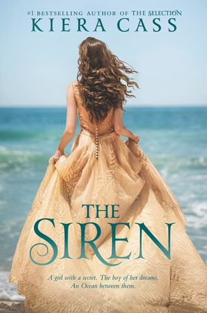 The Siren book image