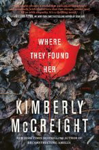 Where They Found Her Paperback  by Kimberly McCreight