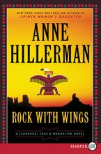 Rock with Wings Paperback LTE by Anne Hillerman