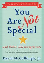 You Are Not Special Paperback  by Jr. McCullough David