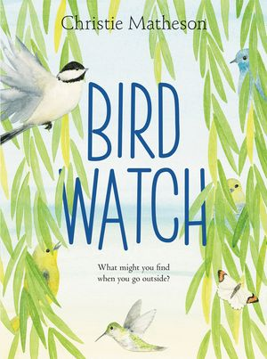 Bird Watch book image