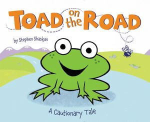 Toad on the Road book image