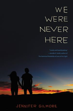 We Were Never Here book image