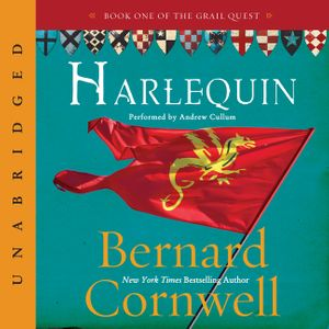 Harlequin book image