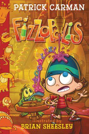 Fizzopolis #3: Snoodles! book image