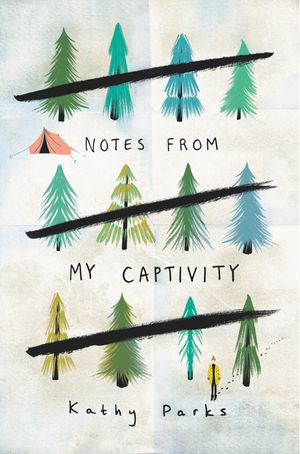 Notes from My Captivity book image