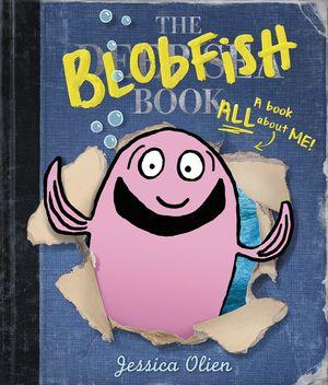 The Blobfish Book book image