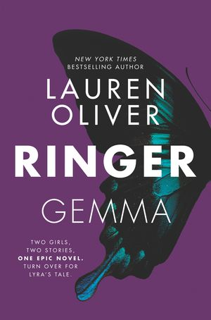 Ringer book image