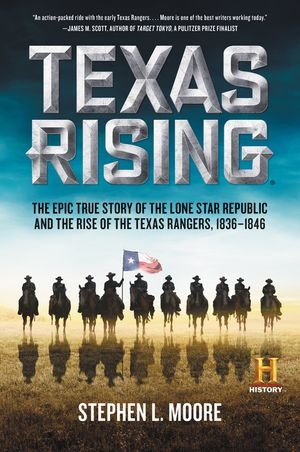 Texas Rising book image