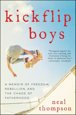 Kickflip Boys book image