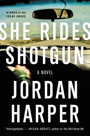 She Rides Shotgun book image
