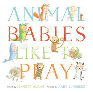animal-babies-like-to-play