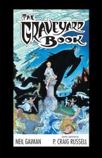 The Graveyard Book Graphic Novel Single Volume Special Limited Edition Hardcover  by Neil Gaiman