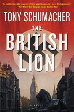 The British Lion Hardcover  by Tony Schumacher