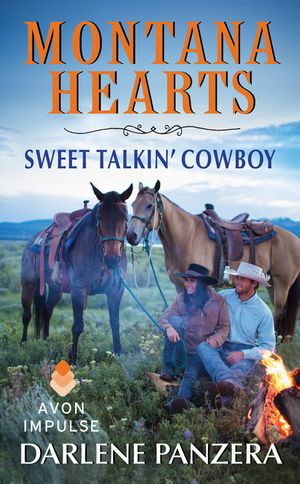 Montana Hearts: Sweet Talkin' Cowboy book image